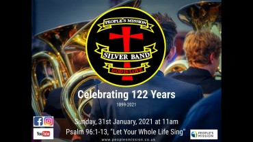 People's Mission Silver Band Anniversary Service
